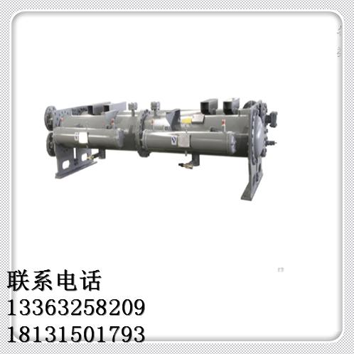 干式水冷冷水机组双机