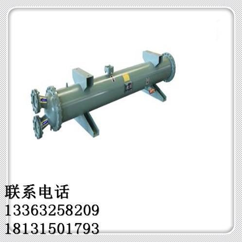 双机水冷冷凝器系列