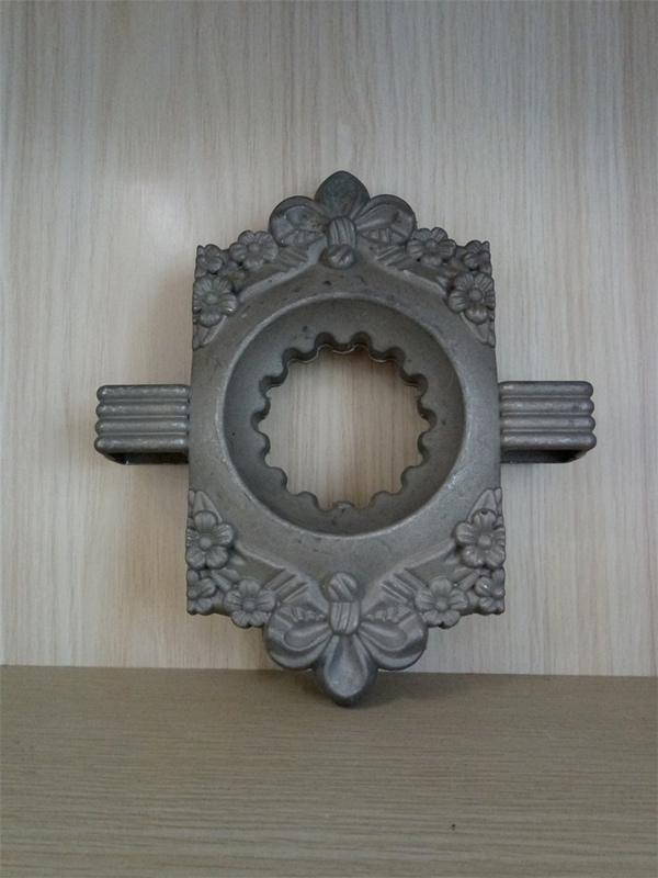 铝艺雕花压铸系列08|南昌铝压铸|江西中力五金有限公司