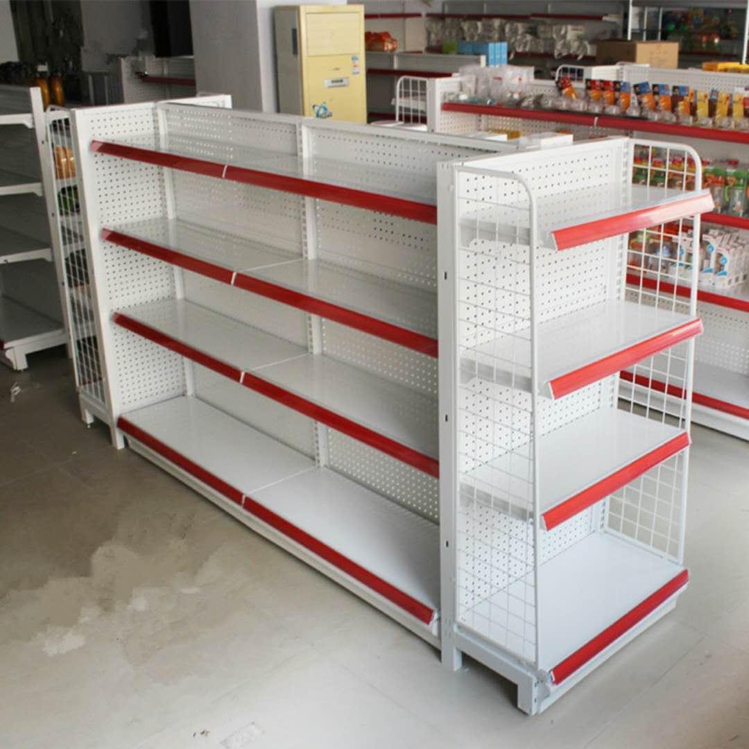钛合金展示柜,货架,超市收银台,角钢货架,蔬菜货架,零食货架,超市花车