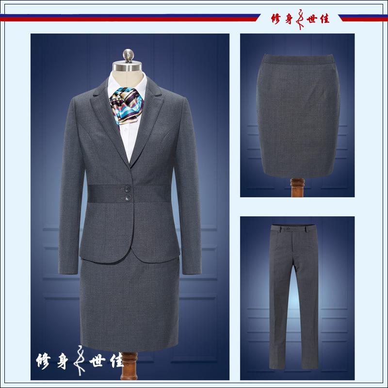 青岛工作服,青岛工作服定做,青岛职业装