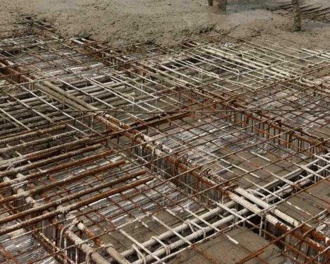 BDF钢结构与钢筋混凝