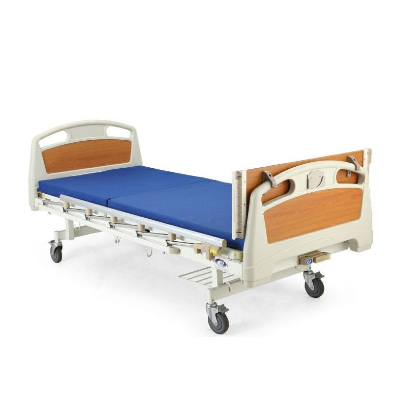 手动护理床