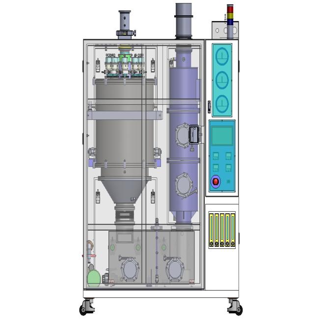 特种气体输送设备-尾气处理系统