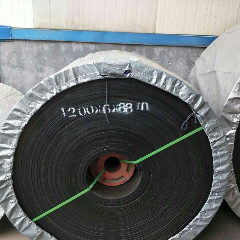 橡胶输送带(5)