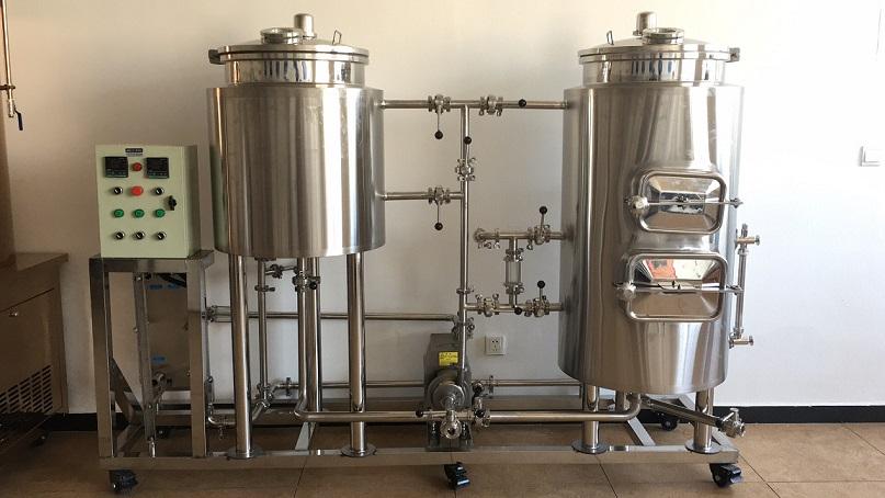 精酿啤酒啤酒设备