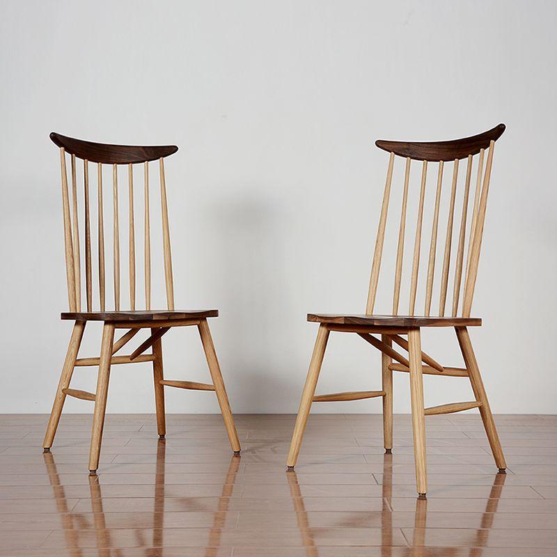 愫木温莎椅