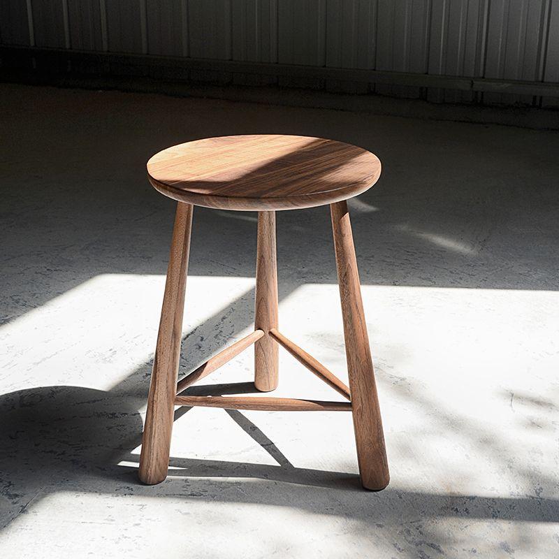 愫木小几凳