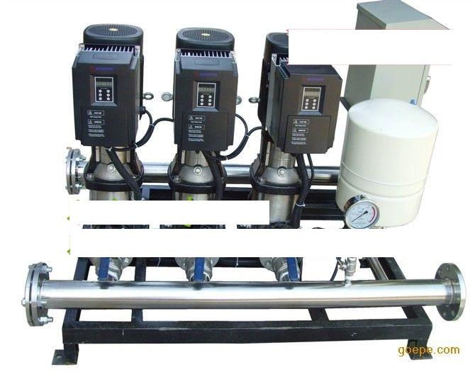 单变频泵组