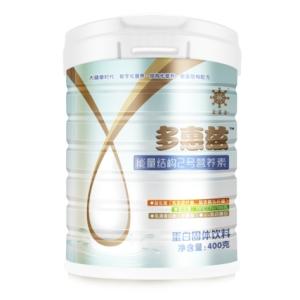 多惠兹结构化营养系列400克