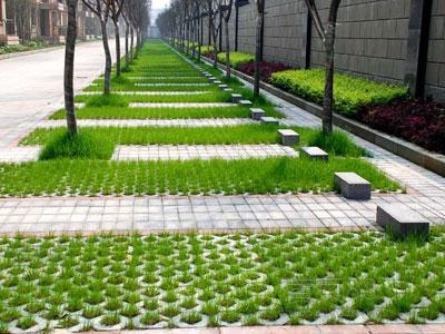 秦皇岛草坪砖
