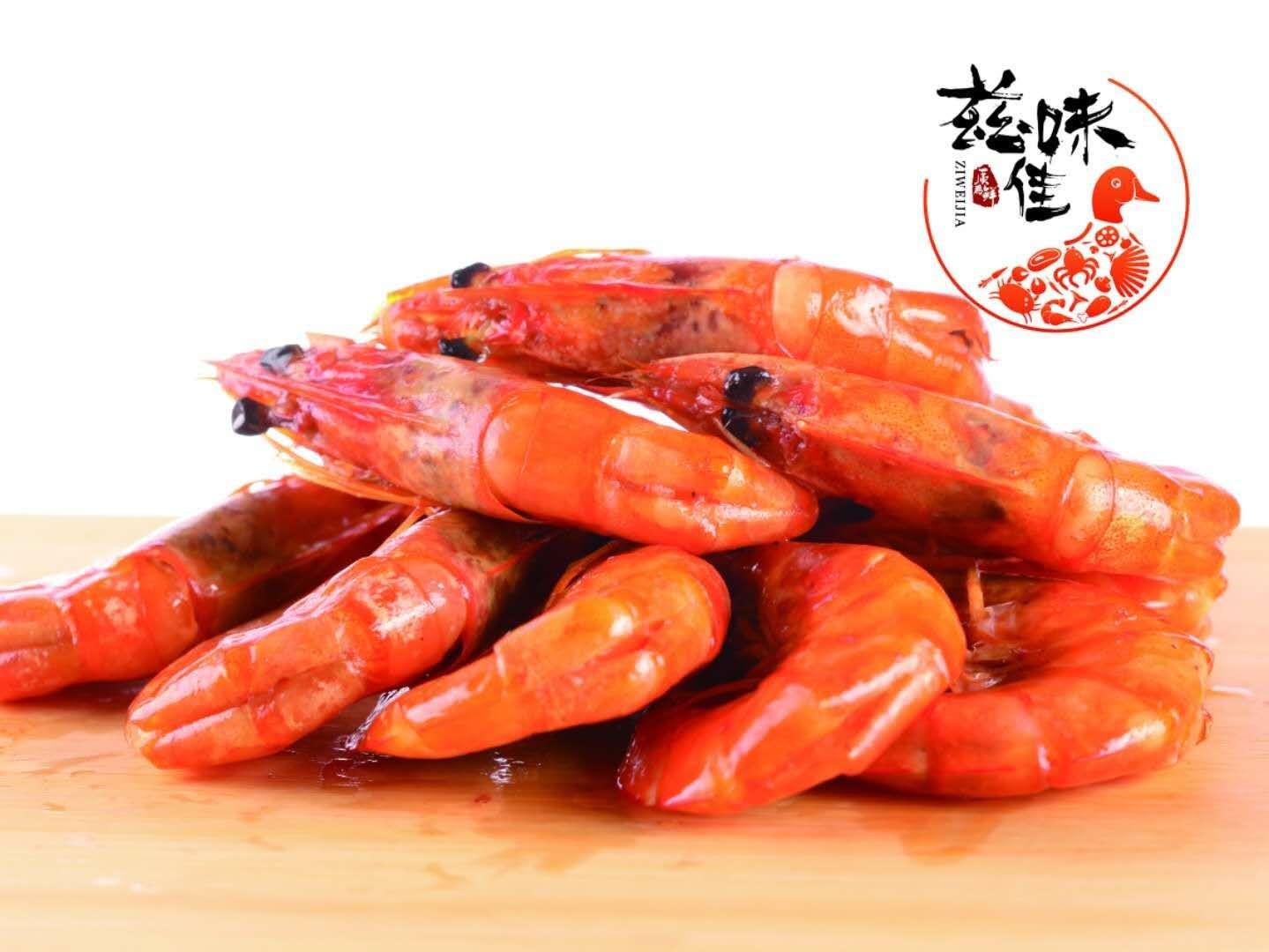 小海鲜-虾