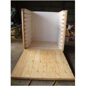 防震木箱的安装方法