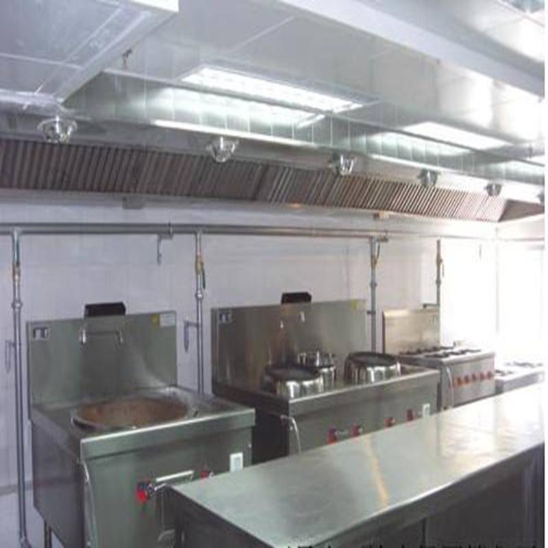 厨房设备工程实景