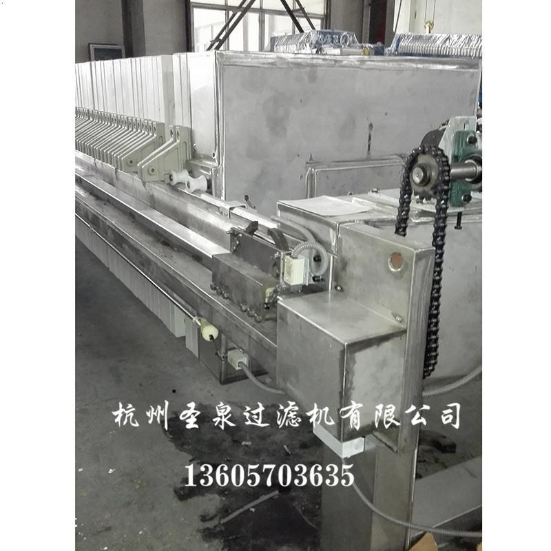 X1250隔膜压滤机