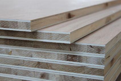 夹心板细木工板