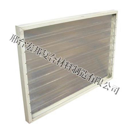 玻璃钢百叶窗