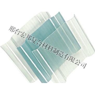玻璃钢采光带