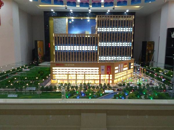河北别墅模型制作