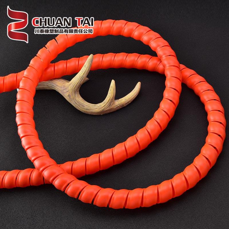 电线螺旋保护套