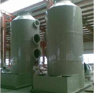 喷淋吸收塔玻璃钢或者PP材质