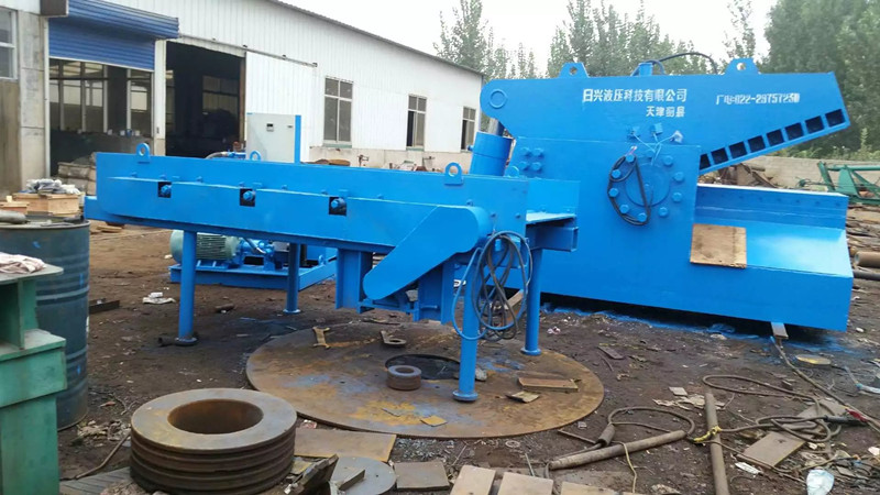 天津液压金属剪切机
