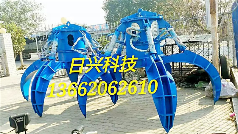 天津液压废钢抓斗厂家
