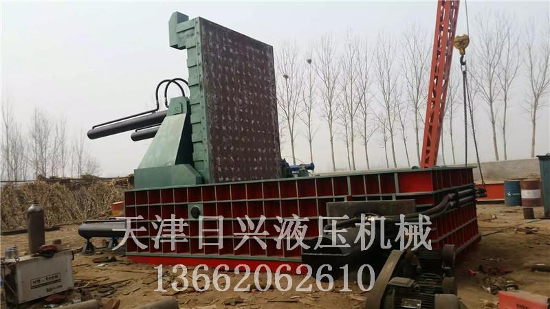 天津液压金属打包机