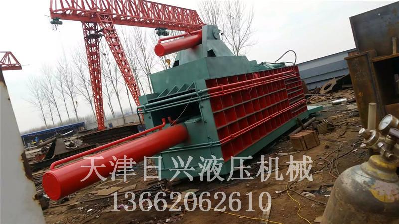 唐山大型金属压块机