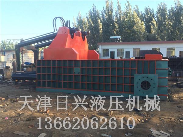 大型液压废钢打包机