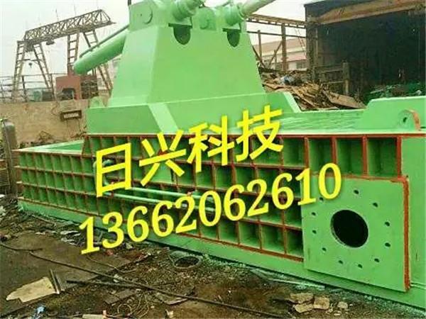 天津大型液压废钢打包