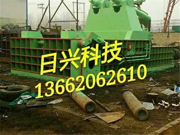 天津废钢打包机