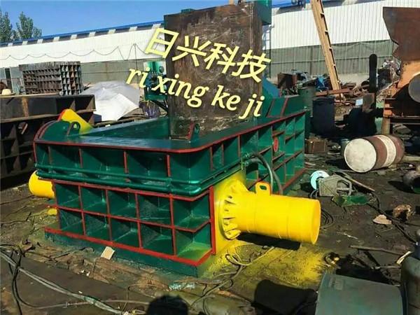 天津液压废钢打包机