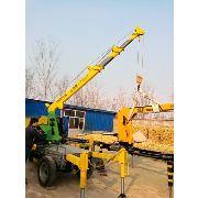 随车吊小吊机小吊车吊运机起吊机小型吊机汽车吊微型吊机单臂吊