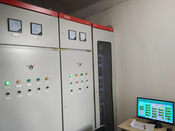 唐山供水控制系统