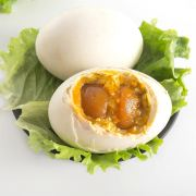 白洋淀双黄麻鸭蛋