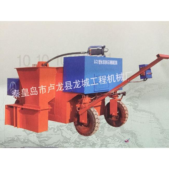 LC400-Ⅱ型水泥路缘石