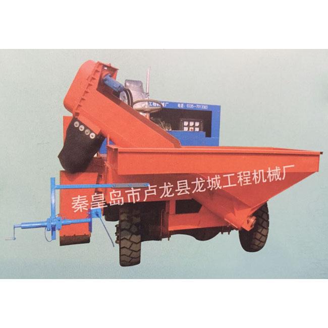 LC1000-Ⅱ型水泥路缘滑模成型机
