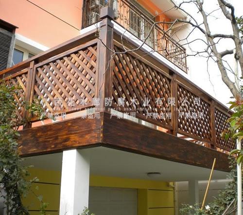 木护栏系列