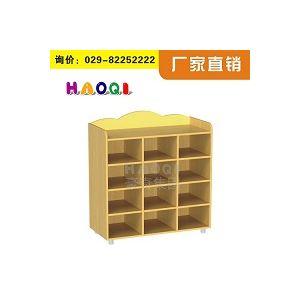 陕西幼儿园玩具柜原木玩具柜图片