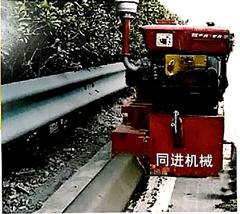 LS型拦水带成型机