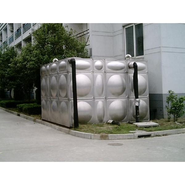不锈钢拼装水箱08