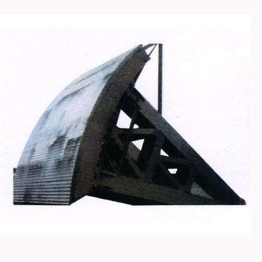 钢制闸门(16)