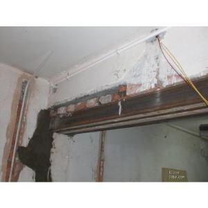 跨度七米大梁上面三层承重墙和孔板荷载屋面怎样配筋