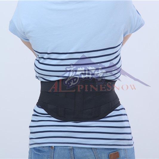 自发热护腰带