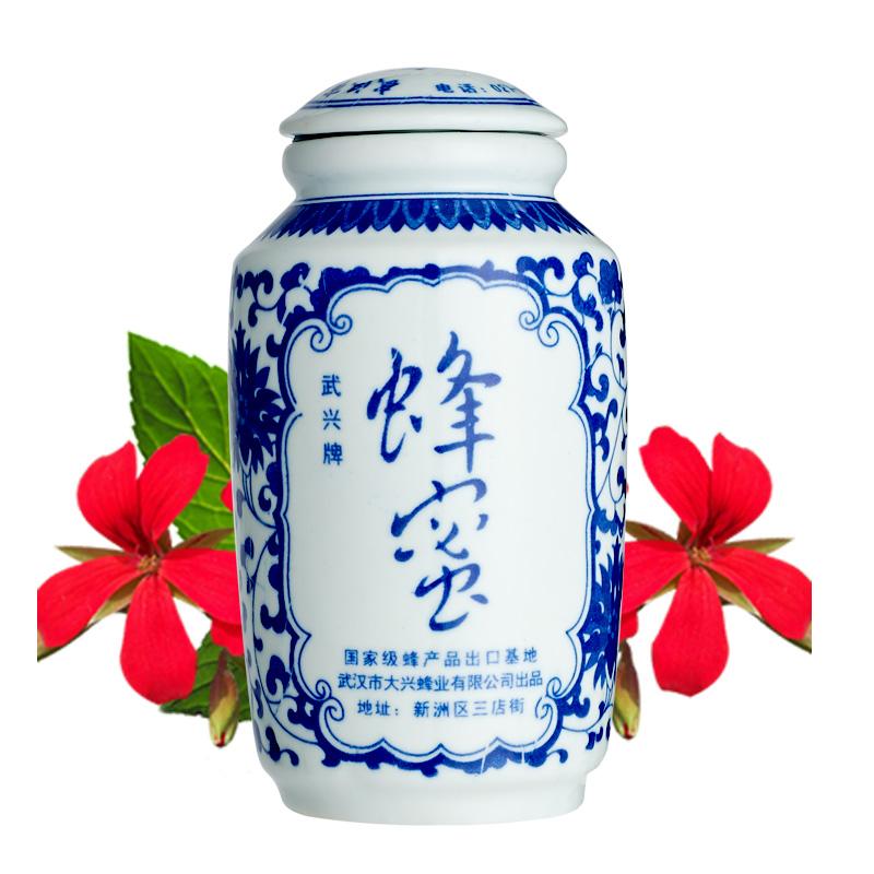 1000g青花瓷装蜂蜜