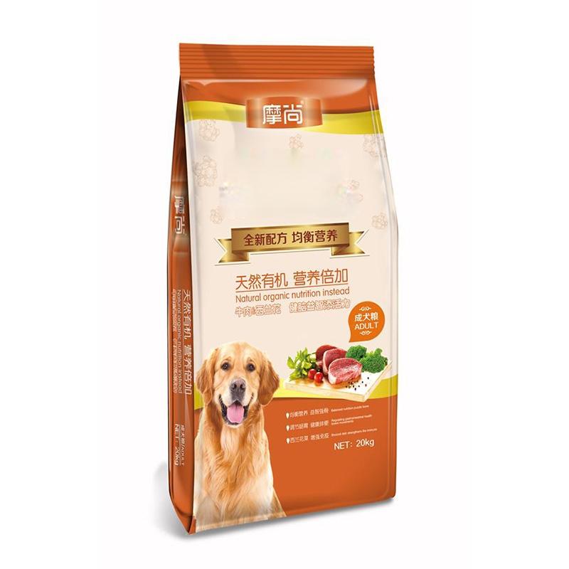 摩尚成犬粮20kg