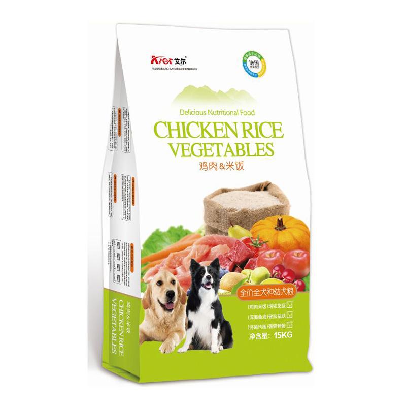 艾尔鸡肉米饭幼15kg