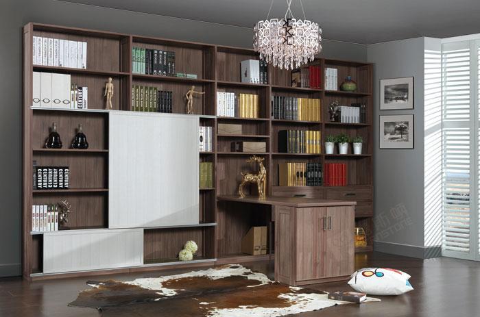 第六感系列-全铝书柜