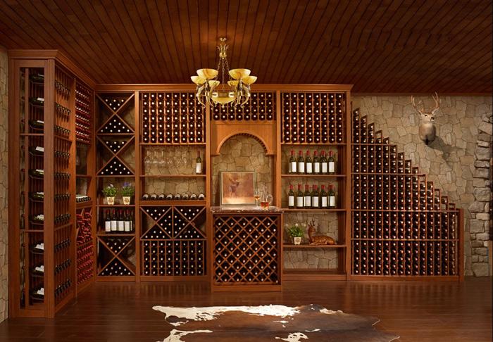 波尔多-全铝酒柜